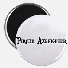 Pirate Axefighter Magnet