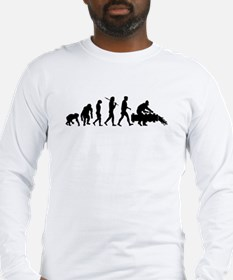 Oil Workers Long Sleeve T-Shirt