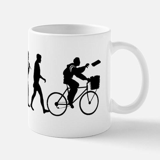 Newspaper Delivery Mug