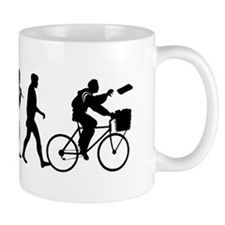 Newspaper delivery Mug