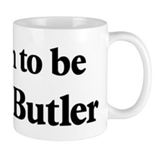Soon to be Mrs. Butler Mug
