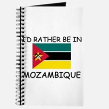I'd rather be in Mozambique Journal