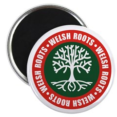 Welsh Roots Magnet