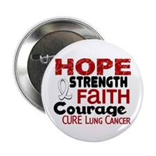 "HOPE Lung Cancer 3 2.25"" Button (10 pack)"