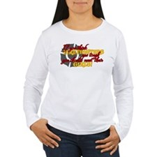 FIREFIGHTERTOUGH Long Sleeve T-Shirt