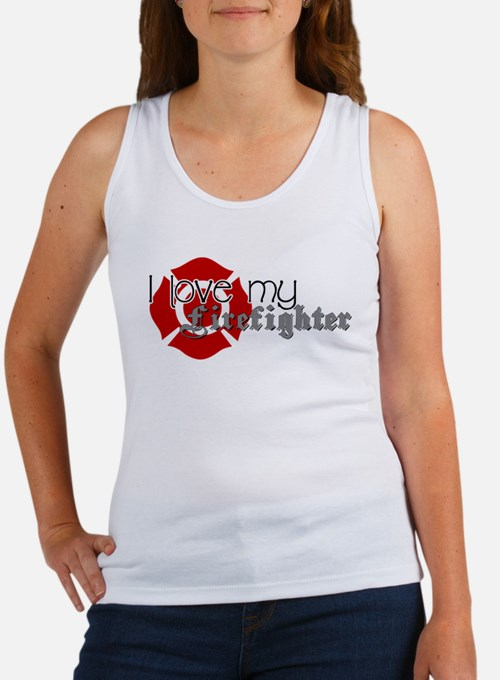 redovefighter Tank Top