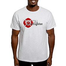 Cute I love my firefighter T-Shirt