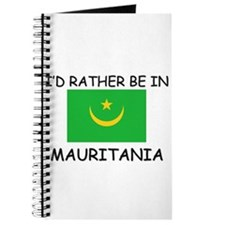 I'd rather be in Mauritania Journal