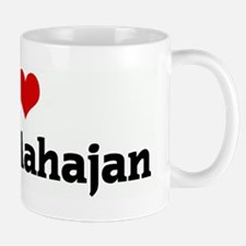 I Love Rahul Mahajan Mug