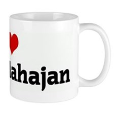 I Love Rahul Mahajan Small Mug