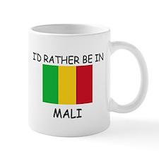 I'd rather be in Mali Mug