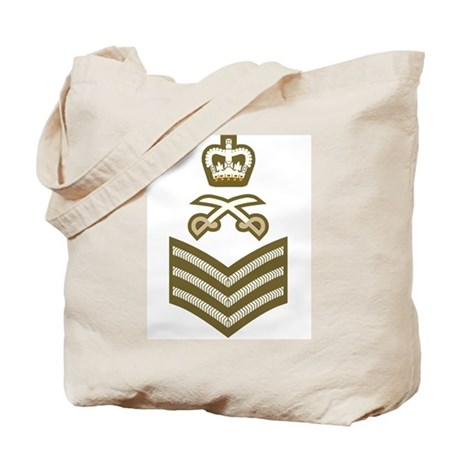 Staff Sergeant PTI Tote Bag 2