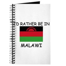 I'd rather be in Malawi Journal