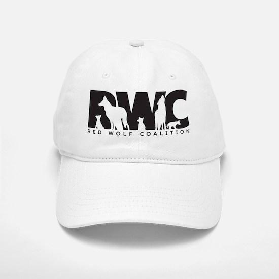 Red Wolf Coalition Logo Baseball Baseball Baseball Cap