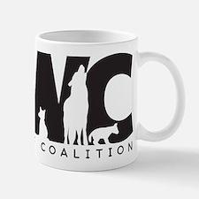 Red Wolf Coalition Logo Mug Mugs
