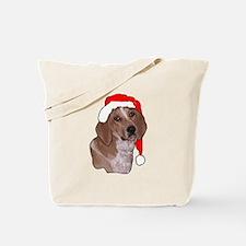 redtick Christmas Tote Bag