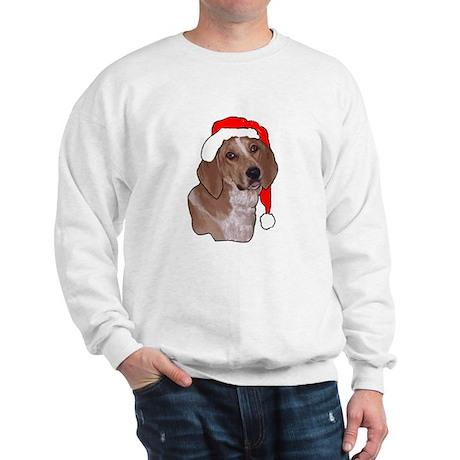 redtick Christmas Sweatshirt