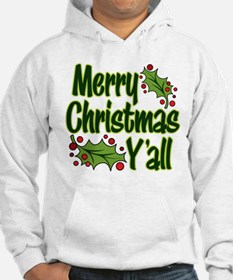 MERRY CHRISTMAS Y'ALL Hoodie