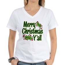 MERRY CHRISTMAS Y'ALL Shirt