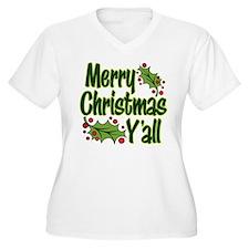 MERRY CHRISTMAS Y T-Shirt