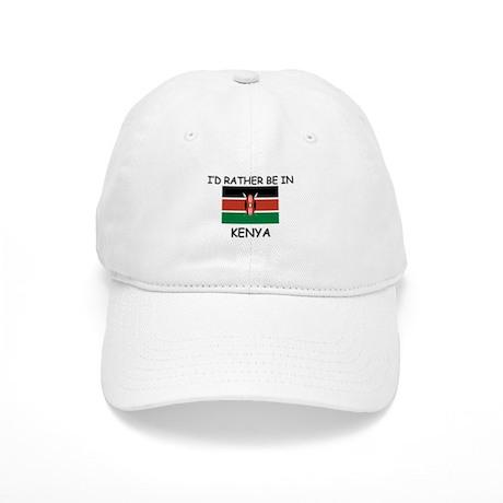 I'd rather be in Kenya Cap