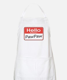 Hello, My name is PawPaw BBQ Apron