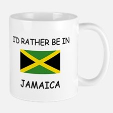 I'd rather be in Jamaica Mug