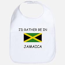 I'd rather be in Jamaica Bib