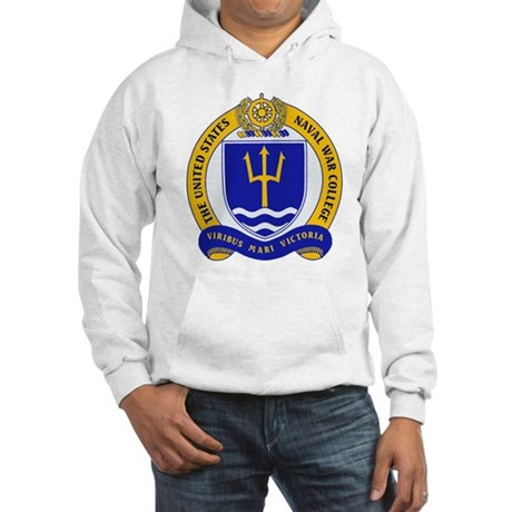 US Naval War College Hooded Sweatshirt