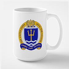 US Naval War College Large Mug