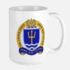 US Naval War College Mug