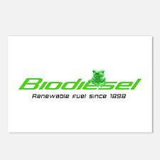 """Biodiesel """"Renewable Fuel"""" Postcards (Package of 8"""