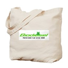 "Biodiesel ""Renewable Fuel"" Tote Bag"