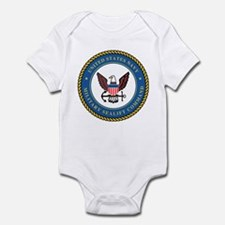 Military Sealift Command Infant Bodysuit
