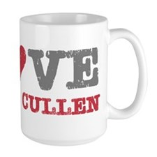 I Love Heart Edward Cullen Twilight Mug