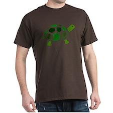 Color Turtle T-Shirt