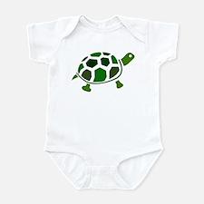 Color Turtle Infant Bodysuit