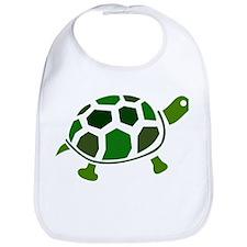 Color Turtle Bib