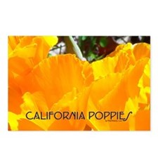 California Poppies Postcards (Package of 8)