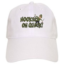Hooked on Quack Baseball Cap