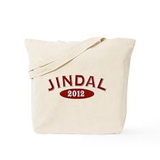Jindal 2012 Tote Bag