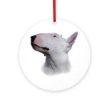 Bull Terrier Keepsake (Round)