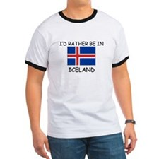 I'd rather be in Iceland T