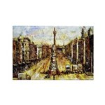 O'Connell Street, Dublin Magnets (10 pack)