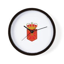 Unique Basque Wall Clock