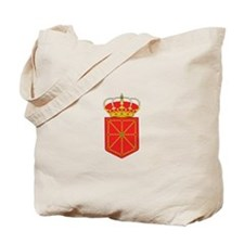 Cute Spain flag Tote Bag