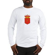 Cute Basque Long Sleeve T-Shirt