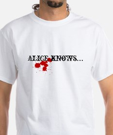Alice Knows... Shirt