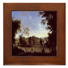 View of Curragh Chase Framed Tile
