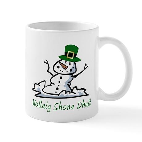 Irish Merry Christmas Mug